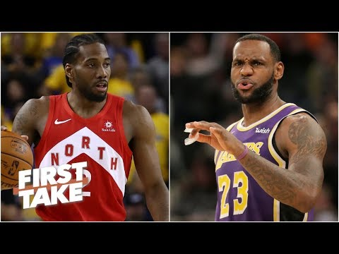 The Lakers will struggle to build the roster if Kawhi doesn't sign – Brian Windhorst | First Take