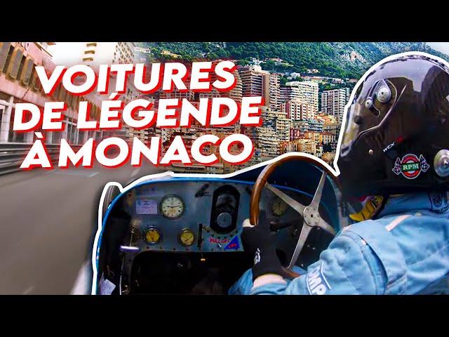 Dans les coulisses du Grand Prix Historique de Monaco
