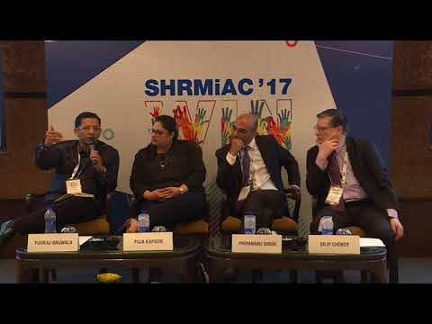 #SHRMiAC | Concurrent Session | 'How HRs' would harness & leverage technology for future?'