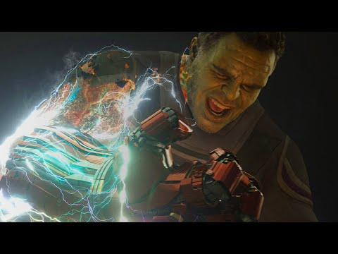 WHY MARVEL STUDIOS RUINED THE HULK in AVENGERS ENDGAME