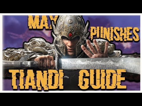 For Honor - Tiandi Max Punish (Quick Guide)