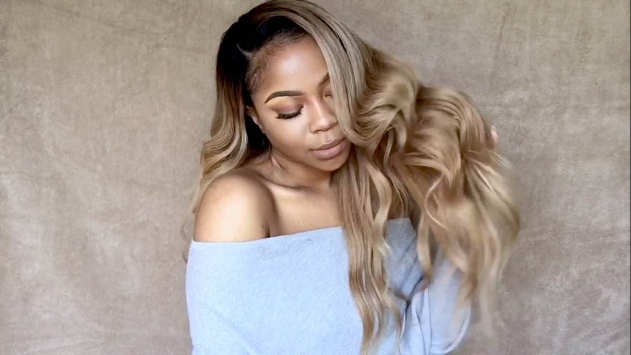 Westkiss Malaysian Hair Final Review Colored Blonde