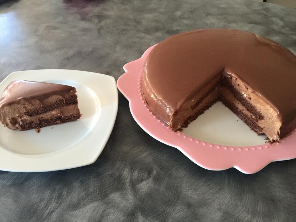 Chocolate Cake In A Box Recipe