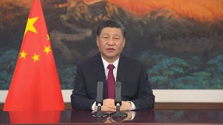 GLOBALink | Xi says China committed to making vaccines a global public good