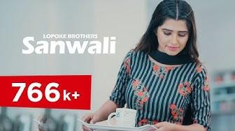 Sanwali (Official Video)   Lopoke Brothers   Aar Bee   New Punjabi Songs 2019   Total Entertainment
