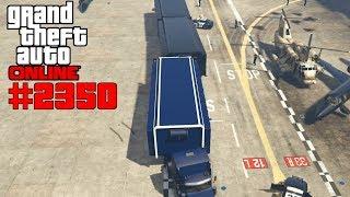Wer kann auf der Kommandozentrale landen? #2350 GTA 5 ONLINE YU91