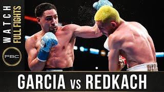 Garcia vs Redkach FULL FIGHT: January 25, 2020 - PBC on Showtime