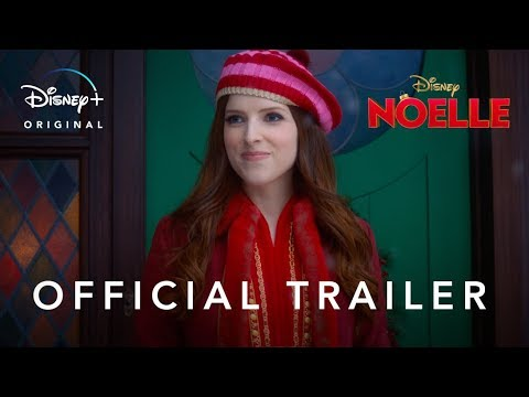 Noelle | Official Trailer | Disney+ | Streaming November 12