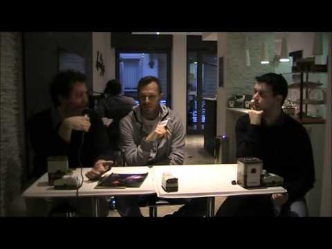 UN CAFFE' FUORICAMPO - Puntata del 5-3-14: Intervista a Cristiano Camillucci