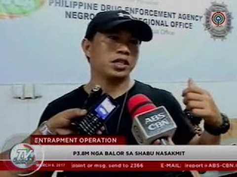 TV Patrol Central Visayas - Mar 6, 2017