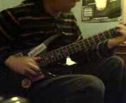Stone Cold Bush Slap Bass Solo