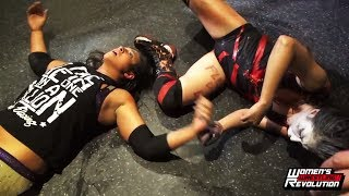 [Free Match] Rachael Ellering (Evers) vs. Su Yung | Women's Wrestling Revolution (Mae Young Classic)