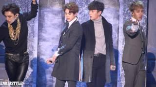 141113 멜론뮤직어워드(MelOn Music Awards 2014) 본무대 비스트(BEAST) 요섭 - …