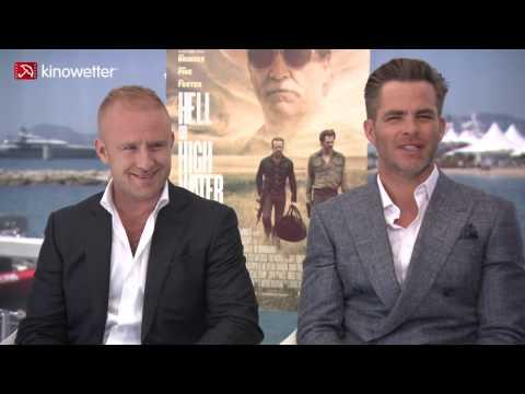 Interview Ben Foster & Chris Pine HELL OR HIGH WATER