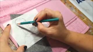 Dicas de pintura em tecido por Catia Cristina