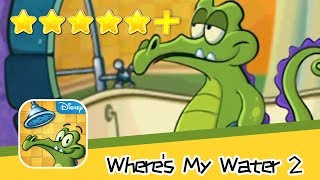Where's My Water? 2 Chapter 6 Level 125 Walkthrough All Levels 3 Stars! Recommend index five stars+