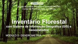 Inventário Florestal Básico. Módulo 5: Dendrometria
