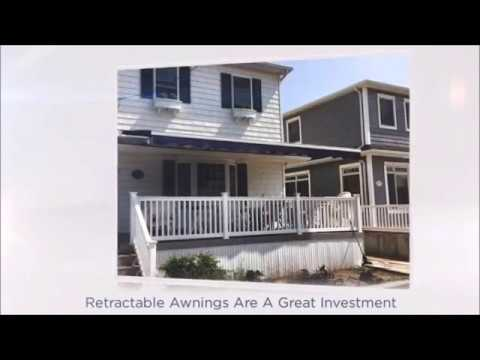 Why Buy A Retractable Awning?