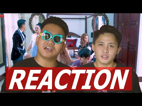 REACTION BOBO DIMANA (OFFICIAL MUSIC VIDEO) *ROASTED* a bit cringy ah