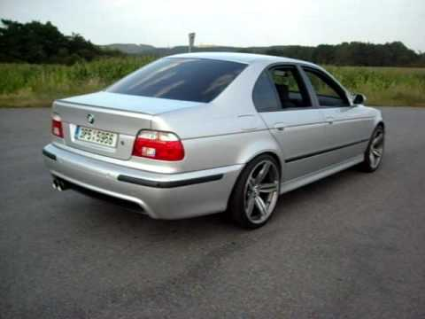 Bmw E39 540i Youtube