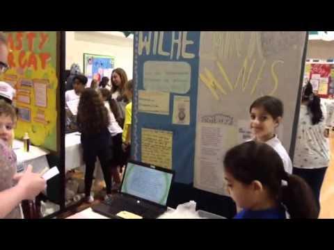 Dubai International Academy Yr 5 Mini-Exhibition