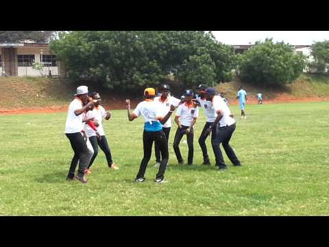 Dance Performance by SMU Ghana Students during 2nd Football League 2013
