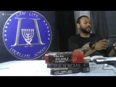 """LET'S PRAY"" SABBATH LESSONS :LAW LIFE ISRAELITE SCHOOL"