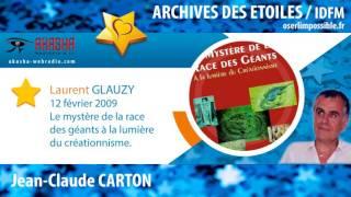 Laurent GLAUZY | Le mystère de la race des géants | Archive IDFM
