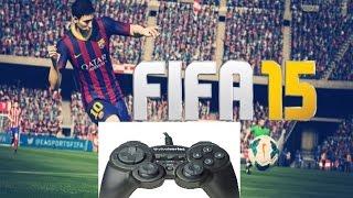 Fifa 17/16/15PC Controller Gamepad beliebig konfigurieren und einstellen bzw personalisieren
