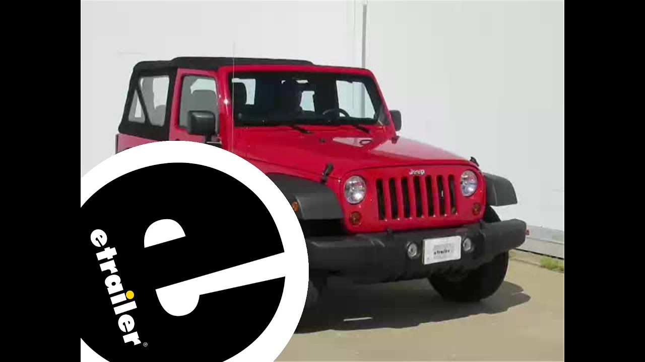 maxresdefault installation of a trailer wiring harness on a 2013 jeep wrangler 2016 jeep wrangler tail light wiring diagram at fashall.co