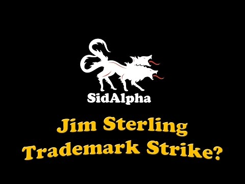 Airport Master Developers issue TRADEMARK strike of Jim Sterling Video
