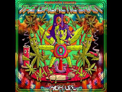 The Galactic Brain-High Life-EP Sampler-2015-PsyberTribe Records