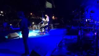 Alex ubago - en vivo en Daireaux - Impronta Music