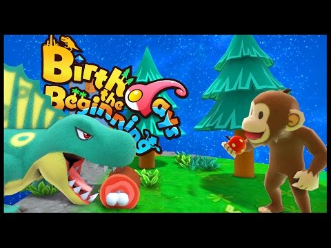 MONKEY vs GIANT BEAST! One Step Closer To Humanity! - Birthdays The Beginning