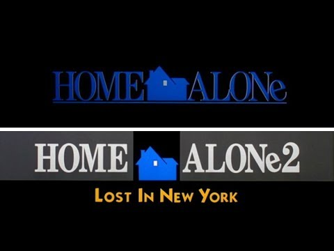 John Williams  Somewhere In My Memory Carol Medley Home Alone I & II