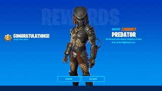 How to Unlock Predator Skin in Fortnite Chapter 2 Season 5! - Where to Defeat Predator in Fortnite