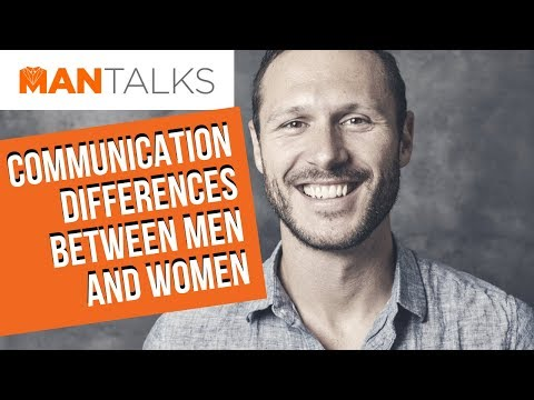 Communication Differences Between Men And Women