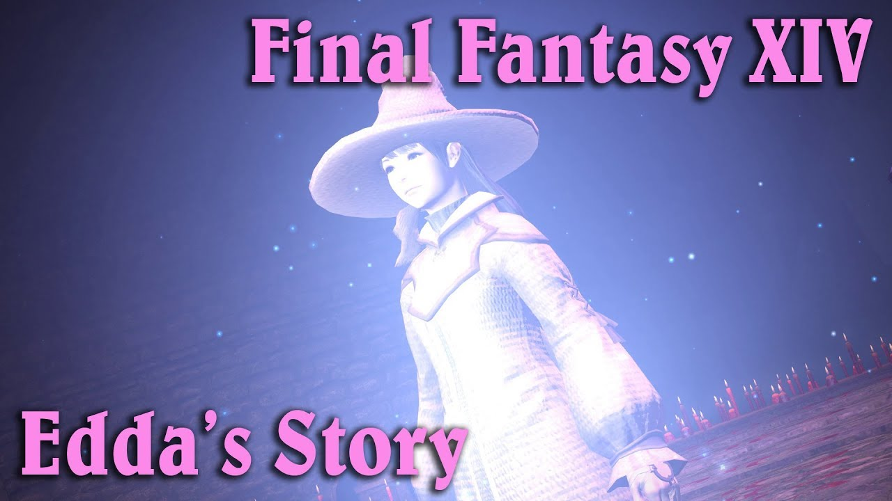 Final Fantasy XIV - The Tragic Story of Edda Pureheart by Baka Games