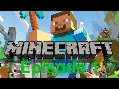 Minecraft - Survival Episode 1  - Lets Start