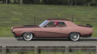 Asetto Corsa New Car Mod - 1970 Mercury Cougar (Tuned Special) by Uncle M