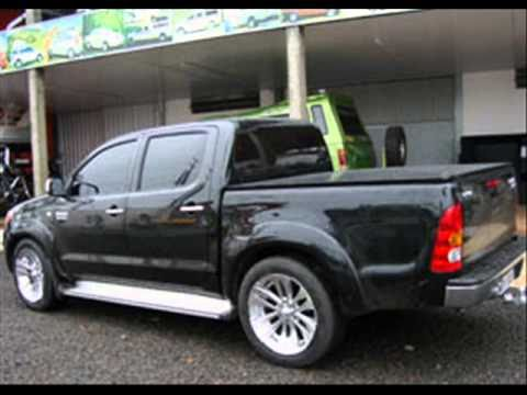 camionetes hilux tuning youtube. Black Bedroom Furniture Sets. Home Design Ideas