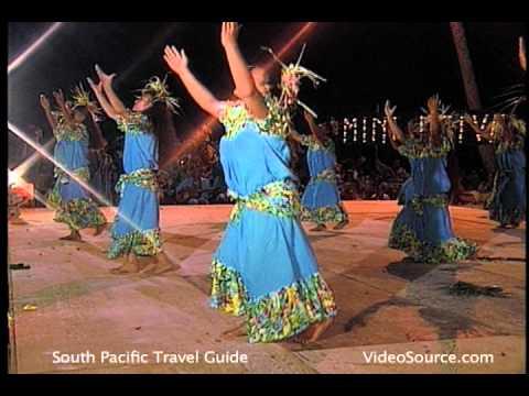 Traditional  Tahitian Dance and Music