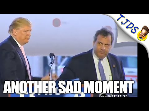 Donald Trump Embarrasses Chris Christie Again In Front Of Huge Crowd