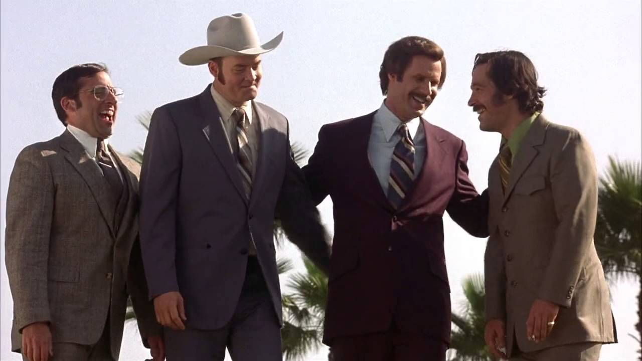 Anchorman The Game