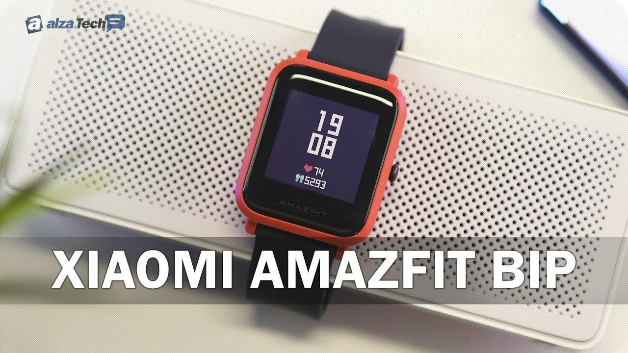 700ea17e0 Xiaomi Amazfit Bip: Dostupné chytré hodinky s dlouhou výdrží! - AlzaTech  #752