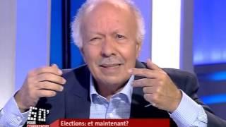 """60 minutes pour comprendre:""""Elections: et maintenant?"""" Partie 1"""