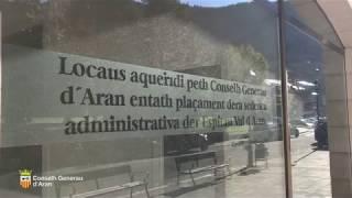 Comencen es òbres de reubicacion des servicis administratius der Espitau dera Val d'Aran