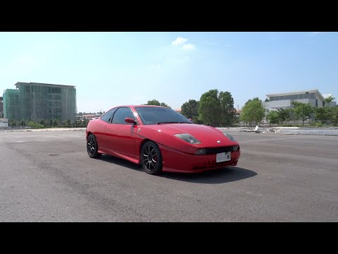 1999 Fiat Coupe 2.0 20v Turbo 'Plus' Start-Up and Full Vehicle Tour