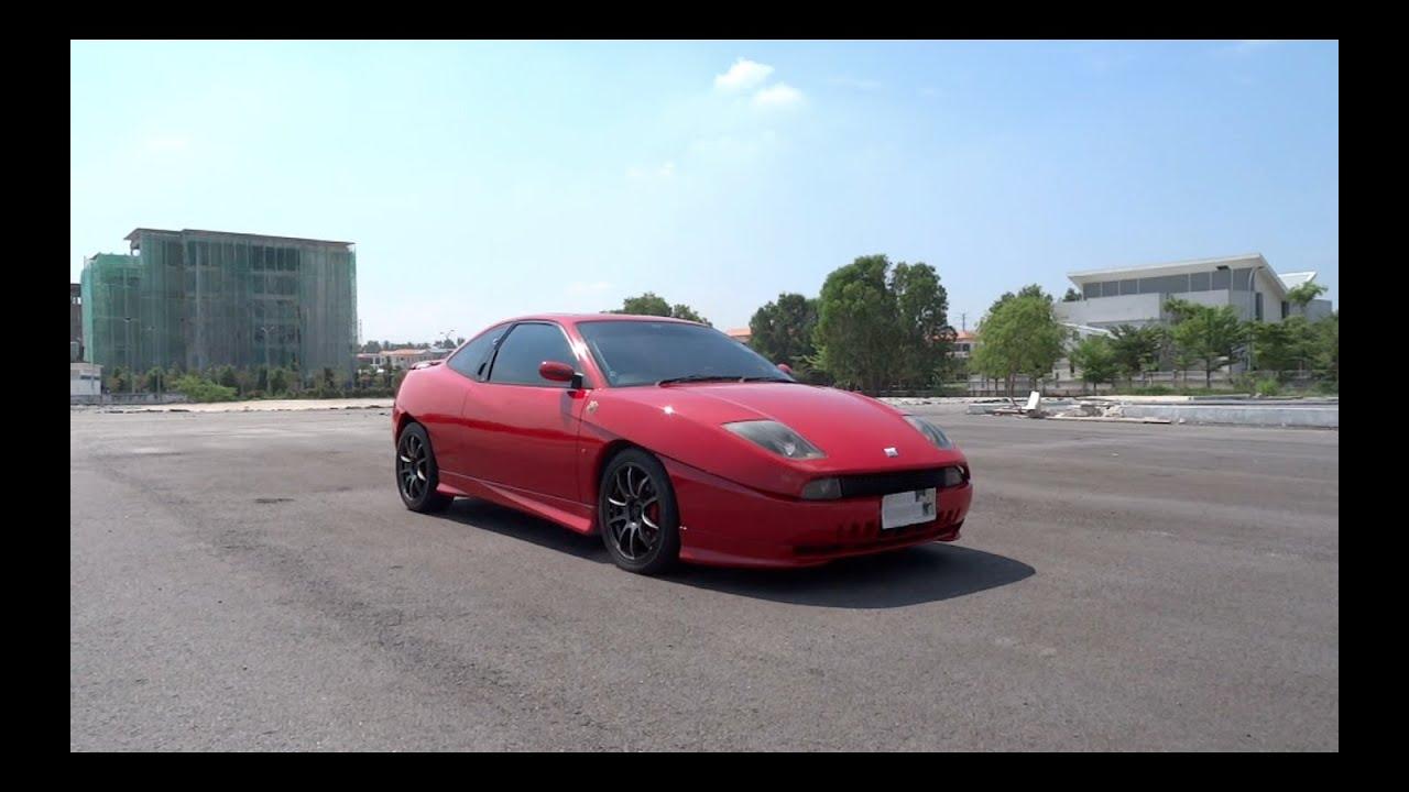 1999 Fiat Coupe 2 0 20v Turbo Plus Start Up And Full Vehicle Tour Youtube