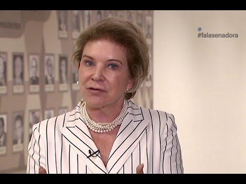 #falasenador: Marta defende mudança em regras de ressarcimento dos planos de saúde ao SUS